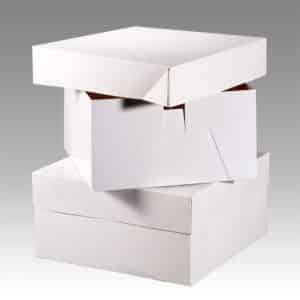 Standard Cake Boxes