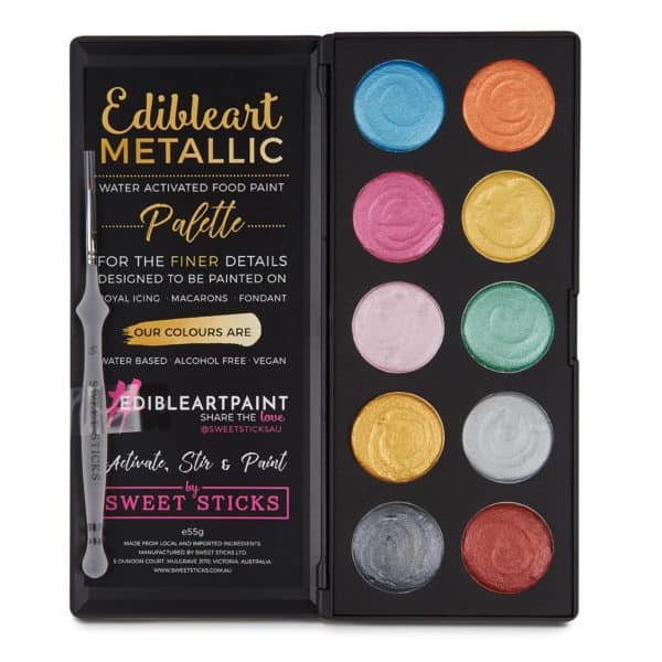 Sweet Sticks Water Activated Colour Paint Palette