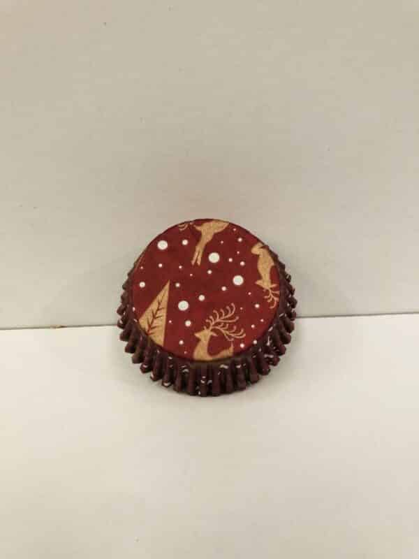 Red Christmas Cupcakes (Pack of 36) (Copy)